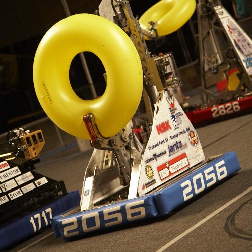 team 2056 robot